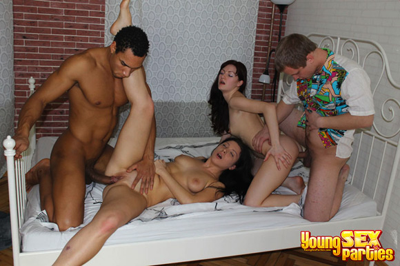 girls-undress-before-having-wild-foursome-group-sex